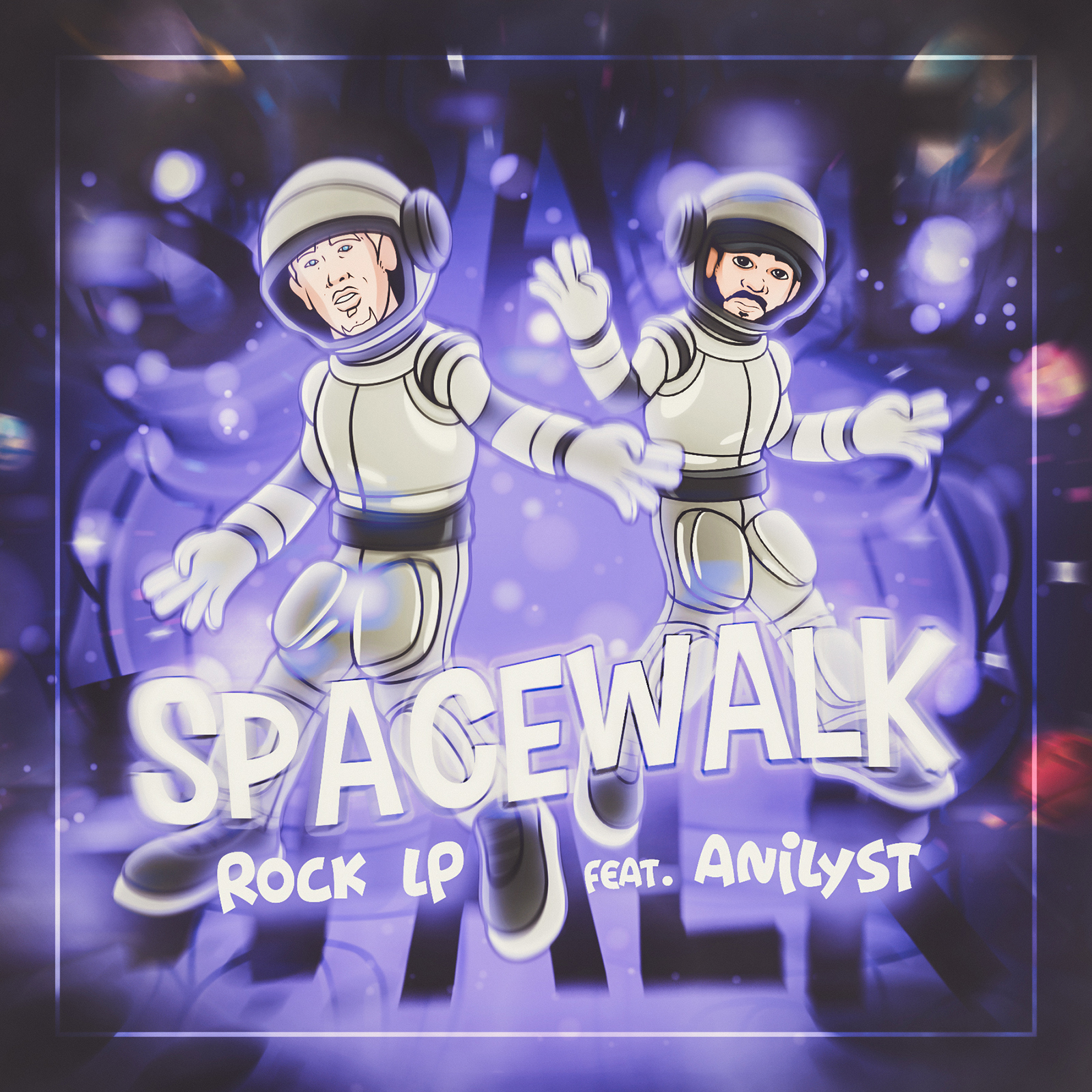 Spacewalk - Rock LP feat Anilyst